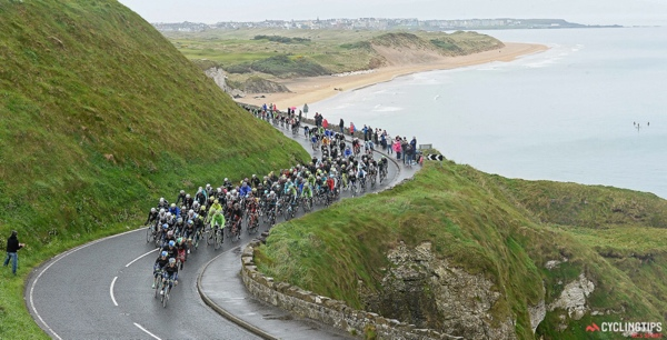 Il Giro d'Italia 2014 in Irlanda