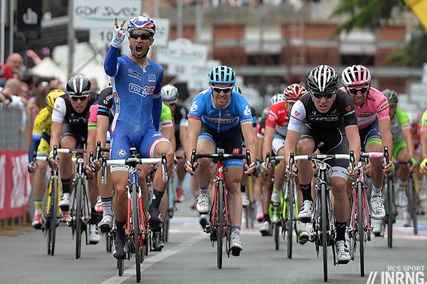 Bouhanni al Giro 2014