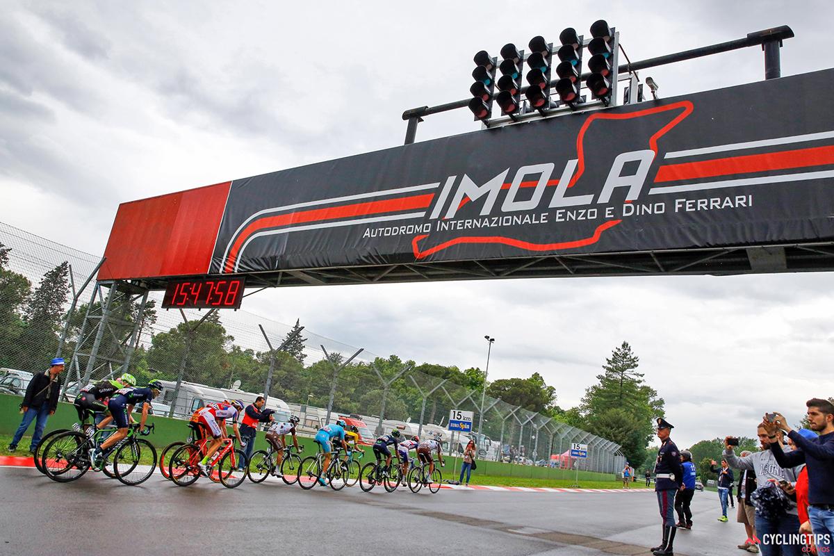 Giro d'Italia 2015 a Imola