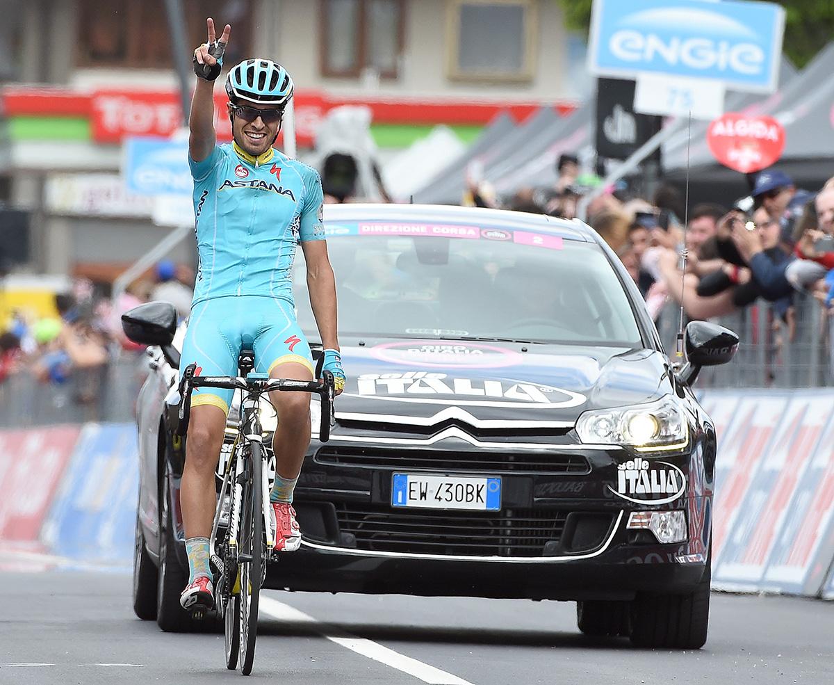 Landa al Giro d'Italia 2015