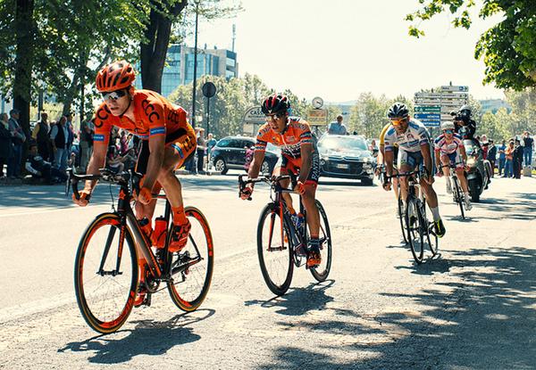 Il Giro d'Italia 2015 a Savona