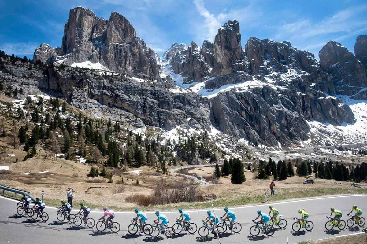 Le Alpi al Giro d'Italia 2016