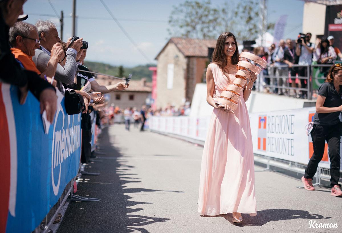 Miss Giro d'Italia 2017