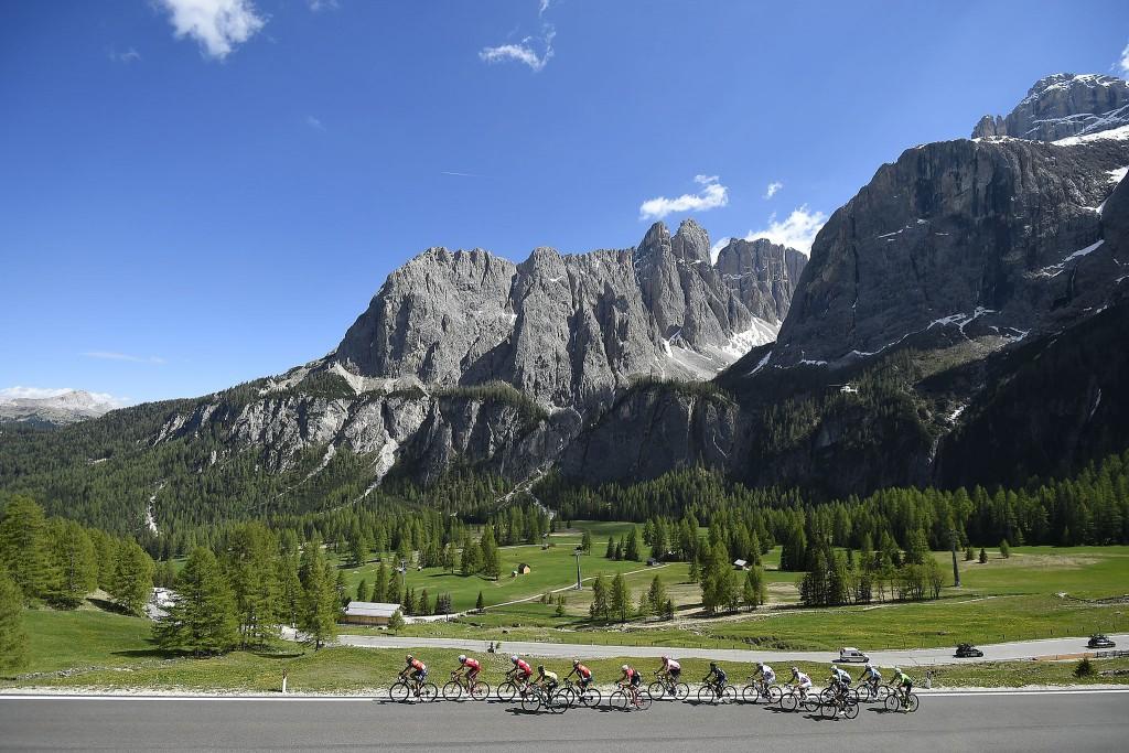 La Val Gardena al Giro d'Italia 2017