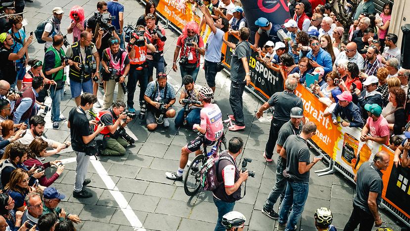 Bob Jungels Giro d'Italia 2017