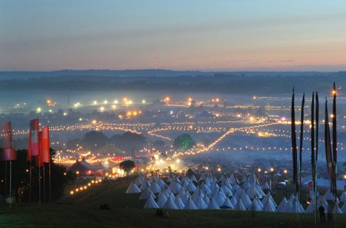 Glastonbury, il più grande festival musicale all'aperto d'Europa