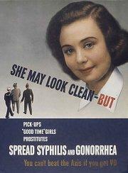 Locandina di una vecchia pubblicità