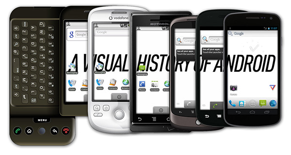 L'evoluzione di Google Android