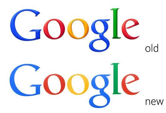 Il nuovo logo di Google 2013