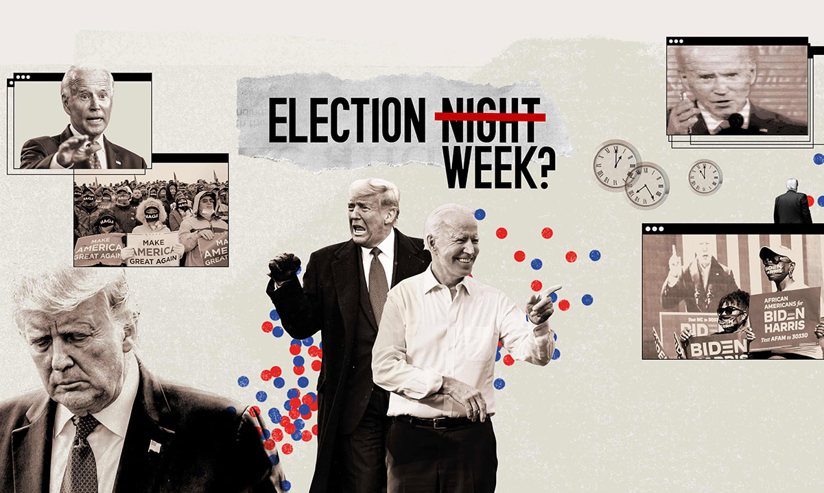 La guida del Guardian alle elezioni presidenziali americane 2020
