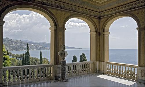 Giardini botanici Hanbury a Ventimiglia
