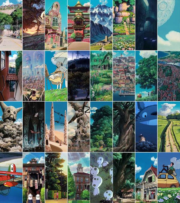 I capolavori di in 32 immagini