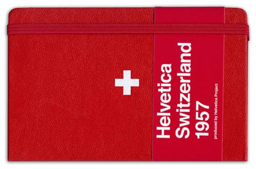 Moleskine Helvetica edition