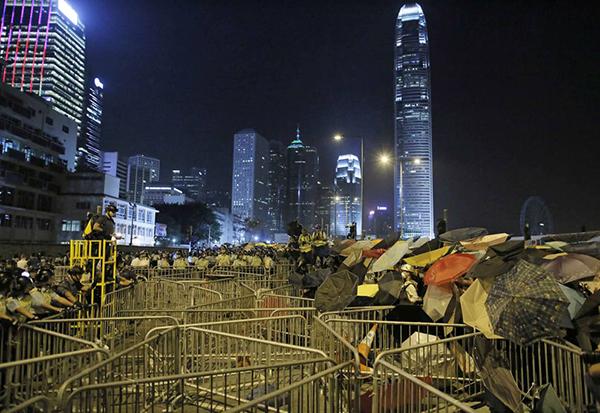 Le proteste a Hing Kong contro il regime di Pechino