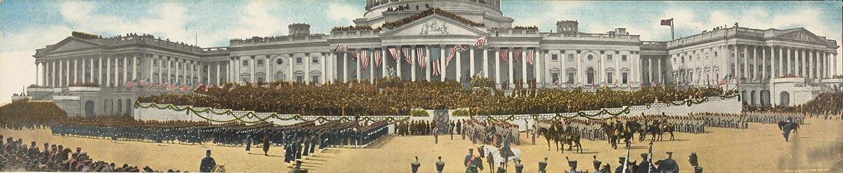 Insediamento del presidente Theodore Roosevelt, 1905