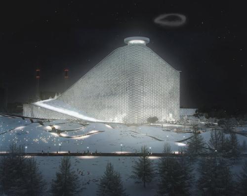 Il progetto dell'inceneritore di Copenaghen