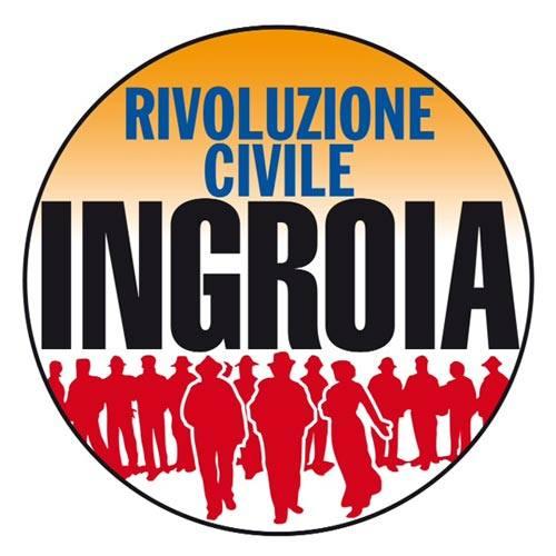 Il logo della lista Ingroia