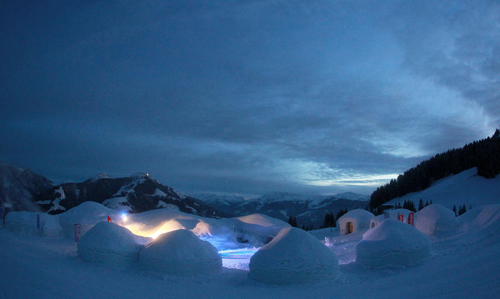 L'Alpeniglu in Austria
