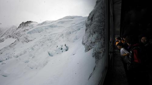 La finestra sull'Eiger