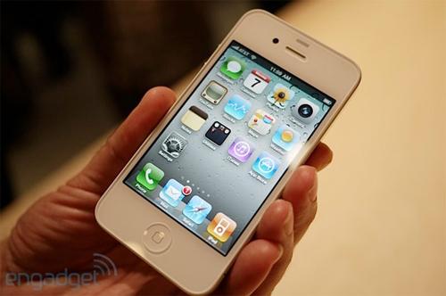 L'iPhone 4 bianco