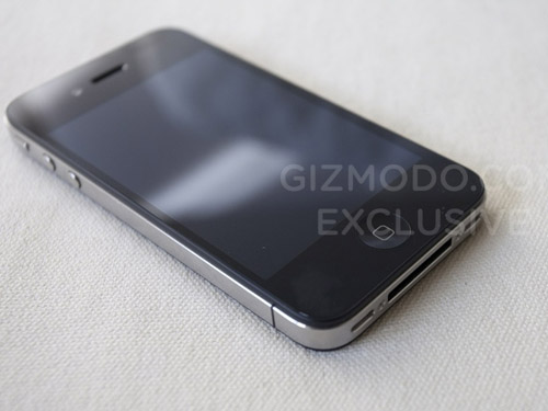 L'iPhone 4G secondo Gizmodo