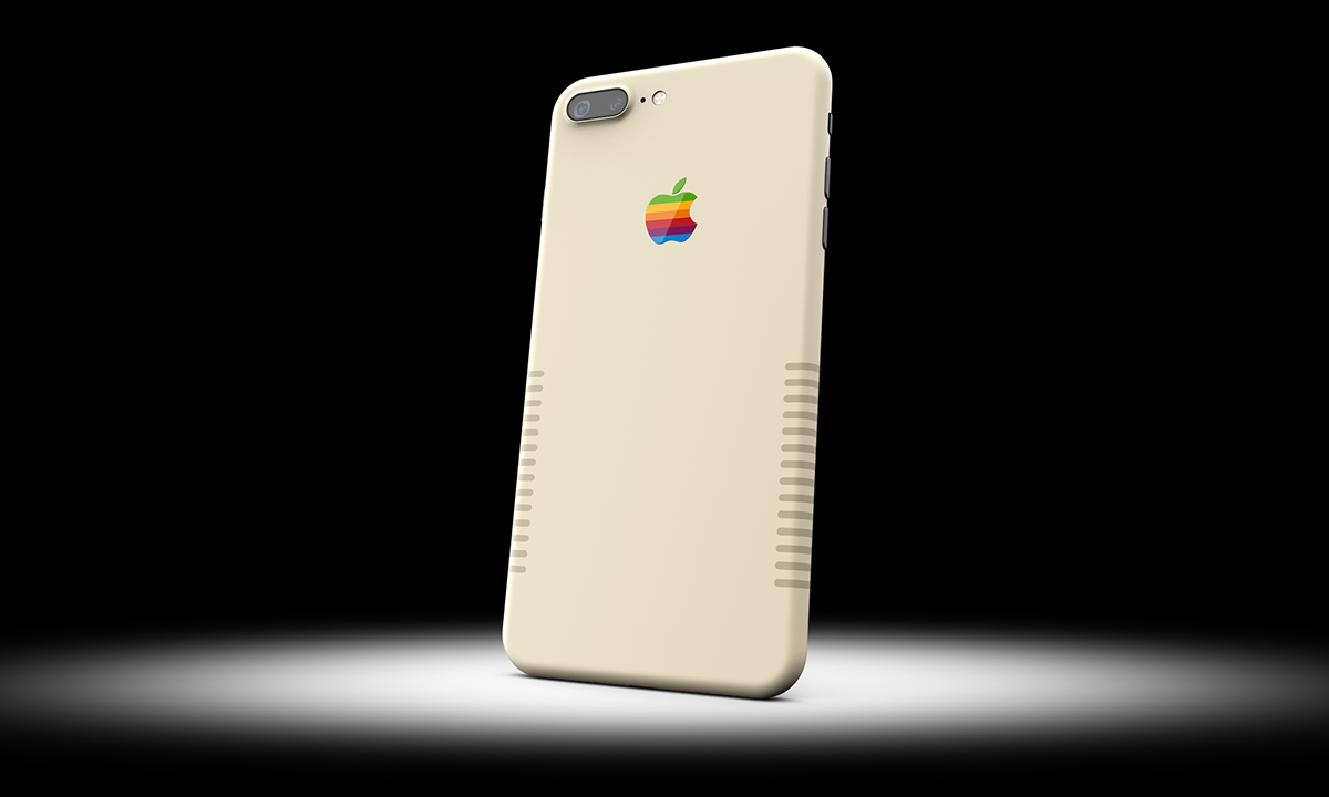 iPhone 7 Plus Retro Edition di ColorWare