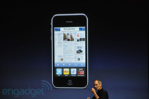 Il multitasking di iPhone OS 4