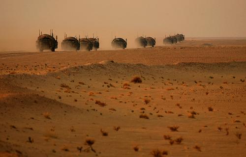 L'ultima brigata americana lascia l'Iraq