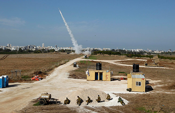 L'Iron Dome israeliana