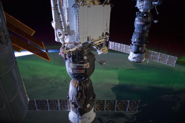 La milionesima foto dalla Stazione Spaziale Internazionale
