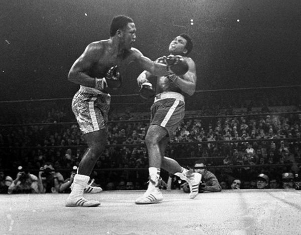 Joe Frazier contro Muhammad Ali