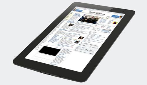 Il tablet JooJoo
