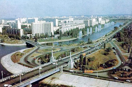 Veduta di Kiev