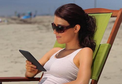 Il nuovo Kindle grafite