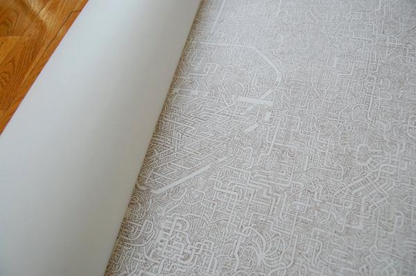 Il labirinto disegnato da Kazuo Nomura