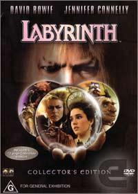 Copertina di Labyrinth