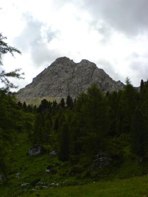 Scorcio della Val San Nicolò