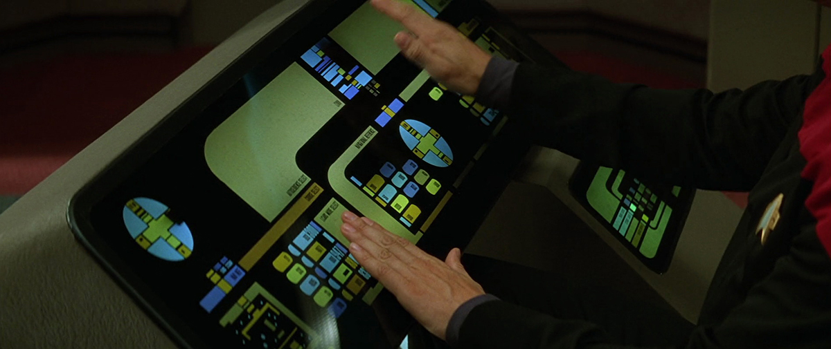 Interfaccia LCARS di Star Trek