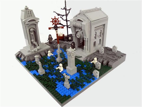 L'inferno di Lego di Mihai Marius Mihu