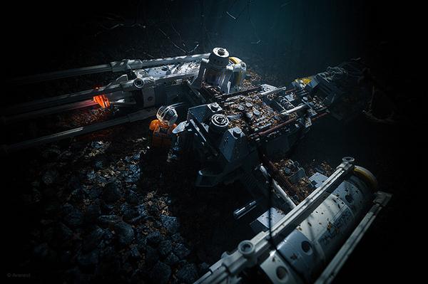 Le foto di Star Wars di Avanaut