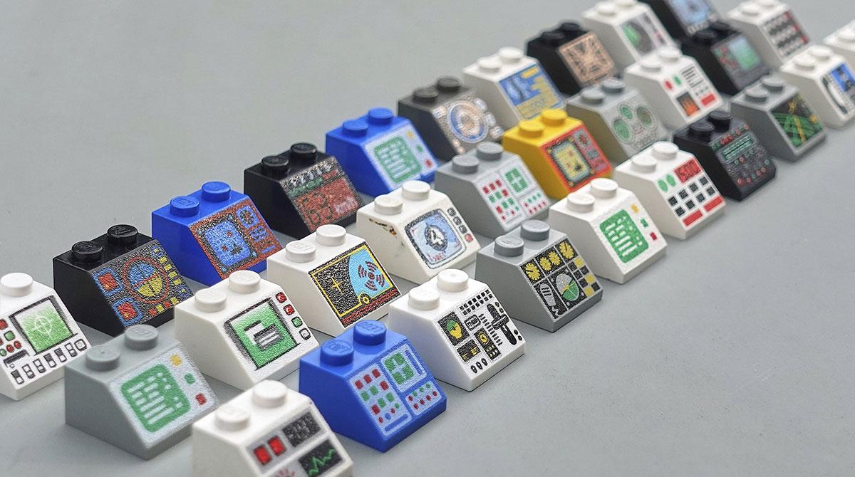 LEGO UX design
