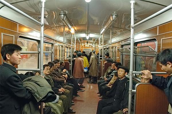 Metropolitana di Pyongyang