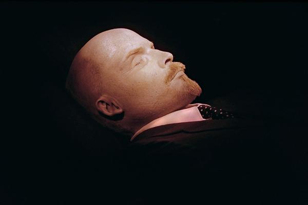 Lenin imbalsamato