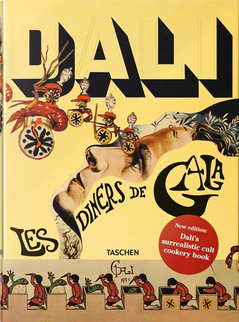 La copertina di Les diners de gala