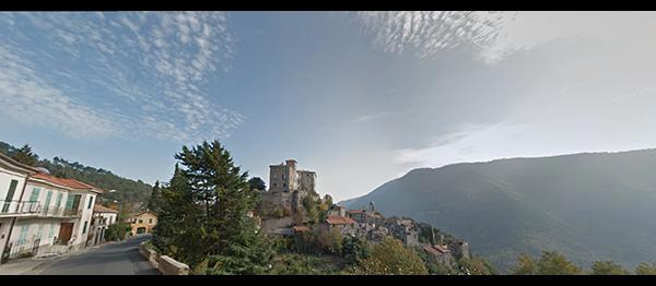 L'antico borgo di Balestrino