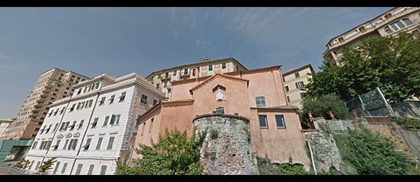 Chiesa di Santa Lucia a Savona