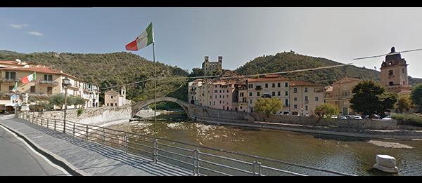 Ponte romanico e Castello, Dolceacqua