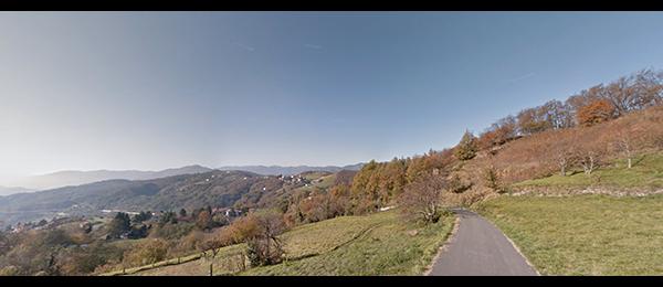 L'entroterra ligure, Serra Riccò