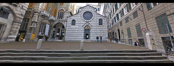 Chiesa di San Matteo, Genova