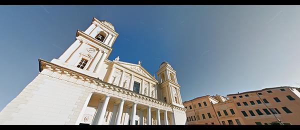 Basilica di San Maurizio, Imperia